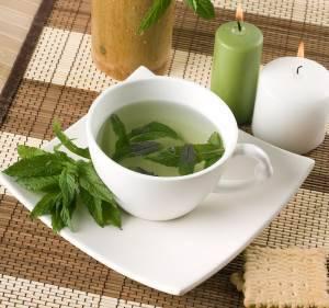 Полезные свойства мяты Чай с мятой фото