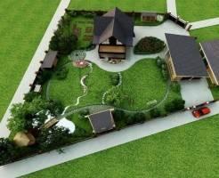 Виды и назначение хозяйственных построек на участке