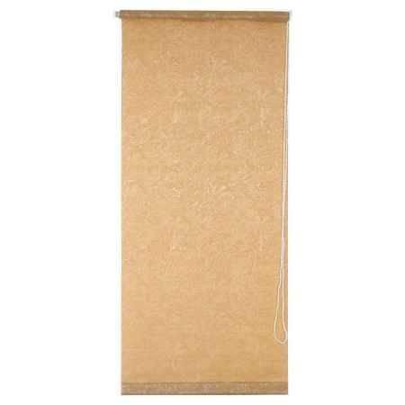 Купить Штора рулонная Уют Фрост 7652, 50х175 см, цвет коричневый