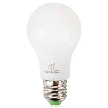 Купить Упаковка ламп светодиодных 10 шт ASD LED-A60-standard 5Вт 160-260В Е27 3000К 400Лм