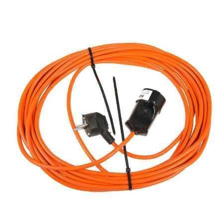 Купить удлинитель 10 метров, 1 розетка с/з, LUX УС1-E-10 (У-161)