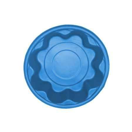 Купить Клумба РОМАШКА 300л, D-105, H-35, цвет синий