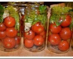 Делаем соленья на зиму. Как солить помидоры?