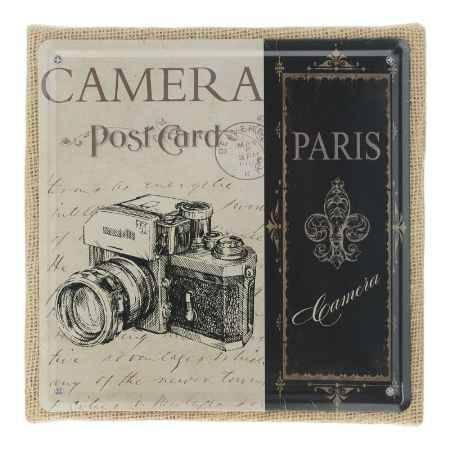 Купить Постер Феникс-Презент Фотоаппарат, 20x20см, в рамке