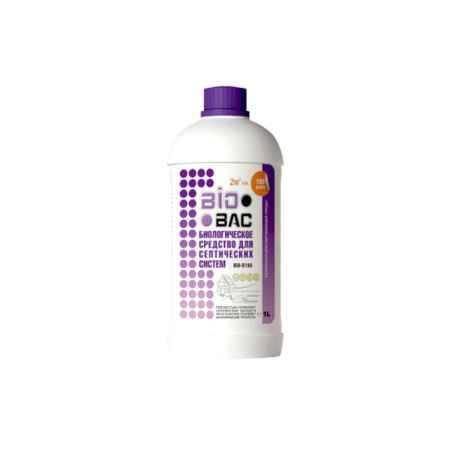 Купить Средство для септиков BIOBAC BB-S 180, 1л