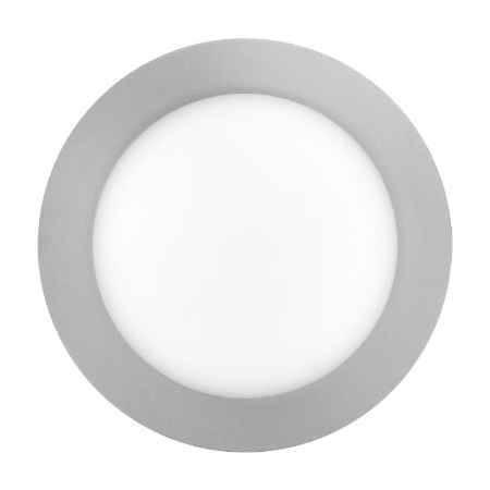 Купить Панель светодиодная круглая LLT RLP-1442, 14Вт, 160-260В, 4000К, 910лм, 170/155мм, алюминий