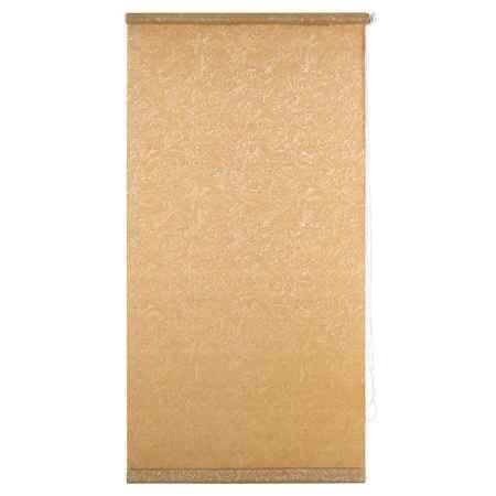 Купить Штора рулонная Уют Фрост 7652, 60х175 см, цвет коричневый