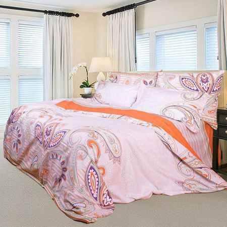 Купить Комплект постельного белья Dream Time 1,5 сп, сатин люкс, 2312yh1117-1