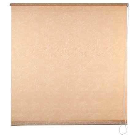 Купить Штора рулонная Уют Фрост 7651, 100 см x 175 см, цвет светло-бежевый