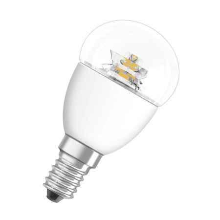 Купить Упаковка ламп 10 шт OSRAM LED шар E14 5,5W 220v