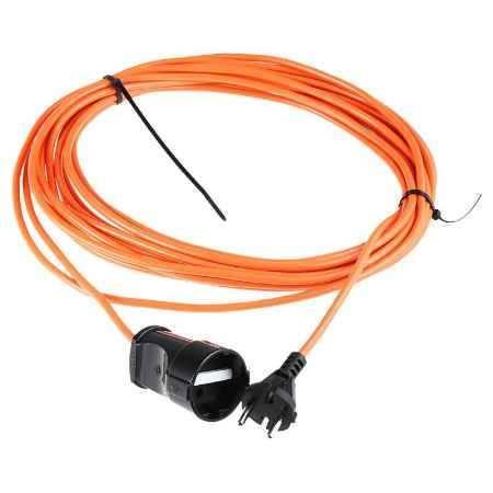 Купить удлинитель 10 метров, 1 розетка б/з, LUX УС1-0-10 (У-101)