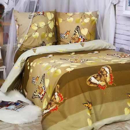Купить Комплект постельного белья Delsonno 2 сп Без ШВА (Поплин) Вальс