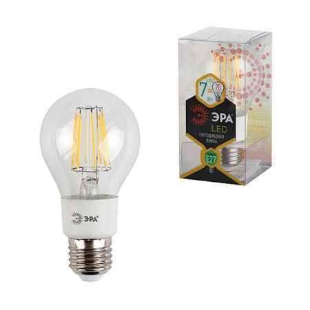 Купить Упаковка ламп 3 шт ЭРА F-LED A60-7w-827-E27 (10/50/1200)