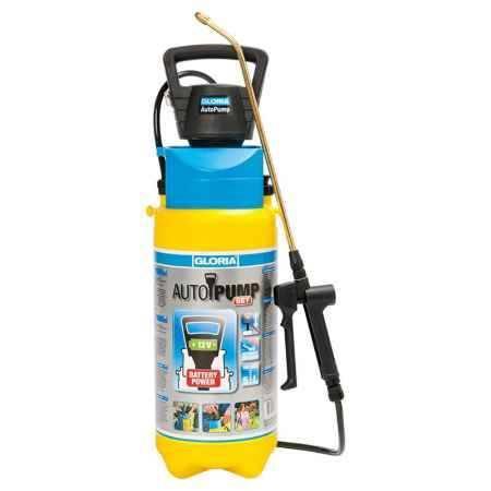 Купить Опрыскиватель садовый аккумуляторный GLORIA AUTO PUMP Prima 000910.0000, 5л