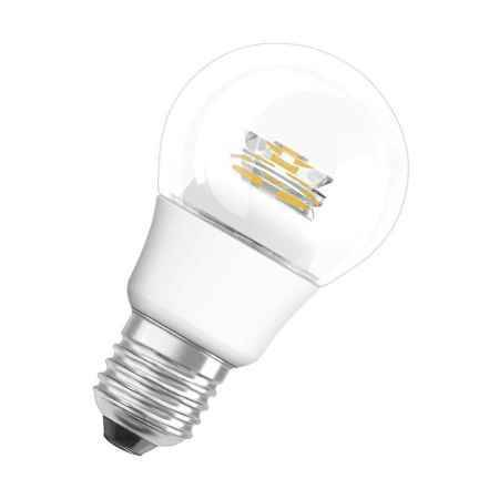 Купить Упаковка ламп 10 шт OSRAM LED груша E27 6W 220v
