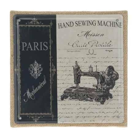 Купить Постер Феникс-Презент Швейная машинка, 20x20см, в рамке