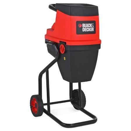 Купить измельчитель садовый Black  Decker GS2400