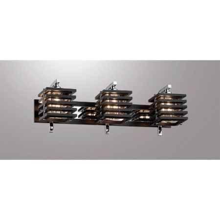 Купить Светильник настенный ODEON LIGHT 1251/3W ODL10 751, G9 3*40W 220V RIPEN, хром