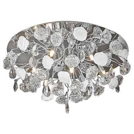 Купить Люстра Lamplandia 5010-9 Rosa White