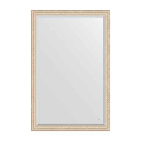Купить Зеркало с фацетом 25 мм в багетной раме 115х175 см; Цвет/размер багета: Старый гипс 8 см