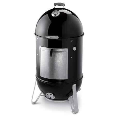 Купить Коптильня Weber Smokey Mountain Cooker 721004, 47см