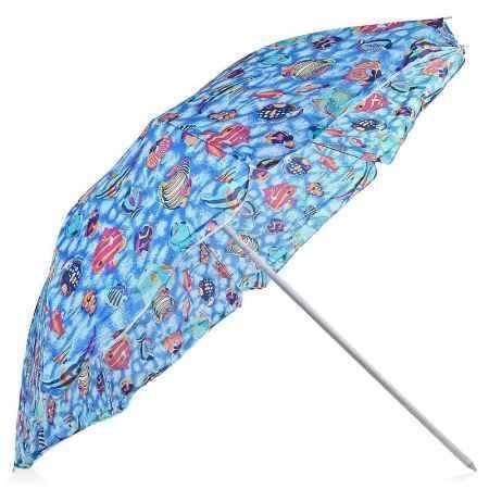 Купить Зонт пляжный GREENHOUSE UM-T190-5/240, 220х240см