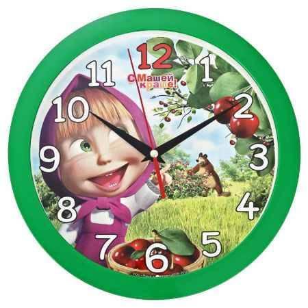 Купить Часы настенные Вега, Маша и Медведь