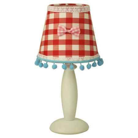 Купить Светильник настольный ARTELAMP PROVENCE A5165LT-1WH