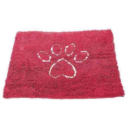 Купить Коврик DoGGone SMART супервпитывающий Doormat M, 51x79см, красный