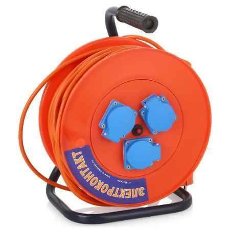 Купить Удлинитель силовой LUX УХз16-003 50м
