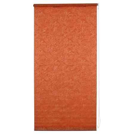 Купить Штора рулонная Уют Фрост 7654, 60х175см, цвет оранж