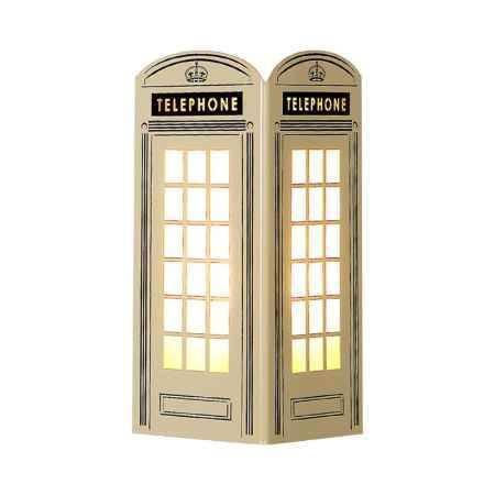 Купить Светильник Silver Smith LONDON PHONE beige
