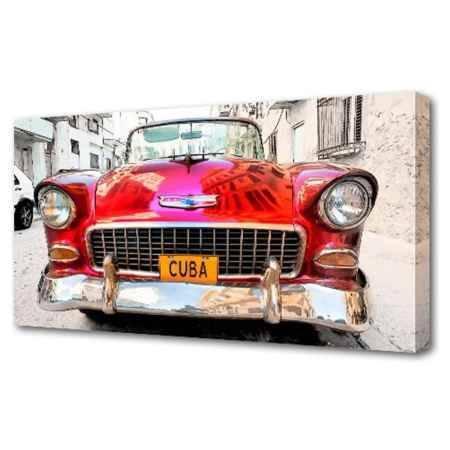 Купить Холст Топпостерс, Куба, 50х100 см