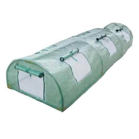 Купить Парник с пленкой FORHEAD LGH-01, 300(Д)x80(Ш)х45(В)см, green, зеленый