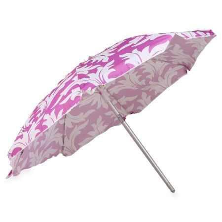 Купить Зонт пляжный St. Tropez 411606999 2, 200см, цвет фиолетовый
