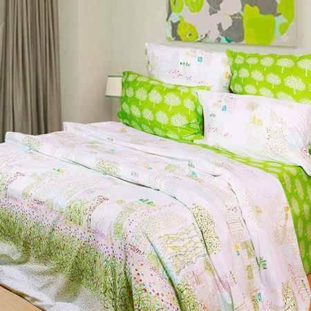Купить Комплект постельного белья Dream Time 1,5 сп, сатин люкс, 2312yh1121-1