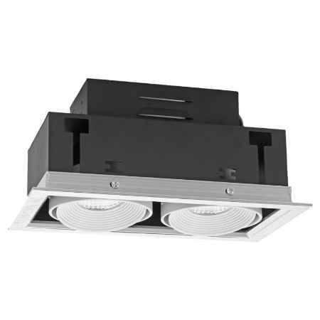 Купить Светильник встраиваемыйJazzway PSP-S 112 LED 2x9Вт