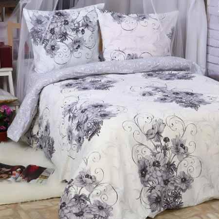 Купить Комплект постельного белья Delsonno cемейный Без ШВА (Поплин) Лунная соната