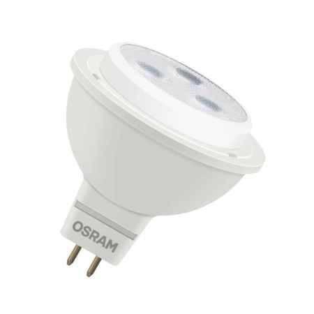 Купить Упаковка ламп светодиодных 10 шт направленного света OSRAM LED STAR MR16 12V 35 6,5W/827 GU5.3