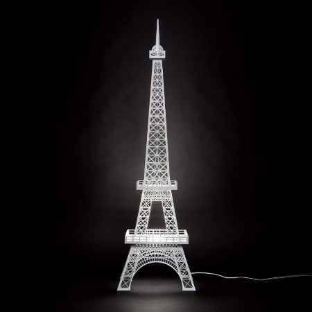 Купить Светильник настольный Silver Smith EIFFEL TOWER White