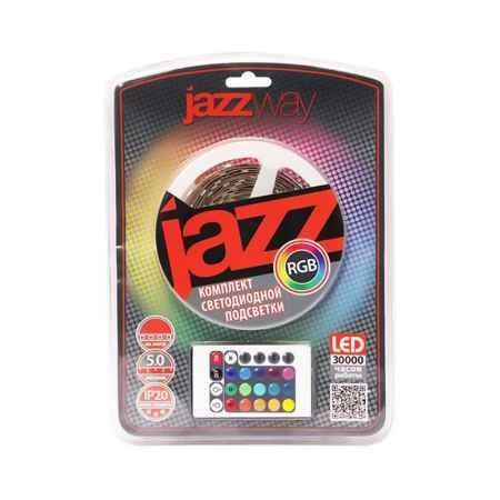 Купить Лента светодиодная Jazzway PLS-BL4.0 RGB 5050/30 IP65
