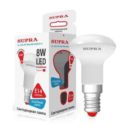 Купить Упаковка ламп 10 шт SUPRA SL-LED-PR-R50-8W/4000/E14