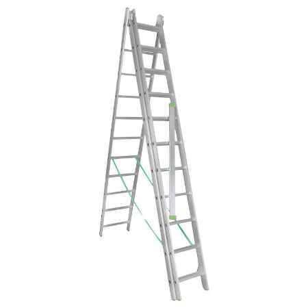 Купить лестница трехсекционная Rigger 3x11