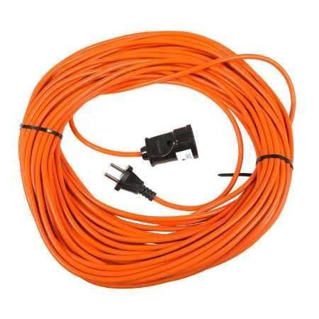 Купить удлинитель 40 метров, 1 розетка, б/з, LUX УС1-0-40 (У-101)