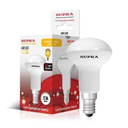 Купить Упаковка ламп 10 шт SUPRA SL-LED-PR-R39-6W/3000/E14