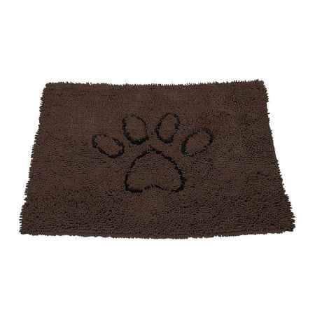 Купить Коврик DoGGone SMART супервпитывающий Doormat M, 51x79см, коричневый