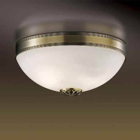 Купить Люстра ODEON LIGHT 1990/2C ODL11 059, E27 2*60W 220V OVALE, бронза