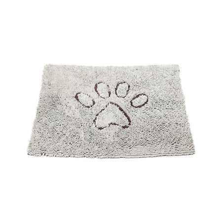 Купить Коврик DoGGone SMART супервпитывающий Doormat M, 51x79см, серый