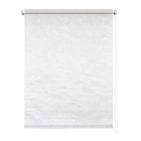 Купить Штора рулонная Уют Фрост 7650, 80 см x 175 см, цвет белый