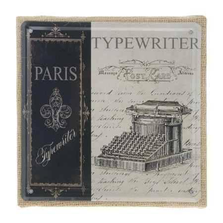 Купить Постер Феникс-Презент Печатная машинка, 20x20см, в рамке